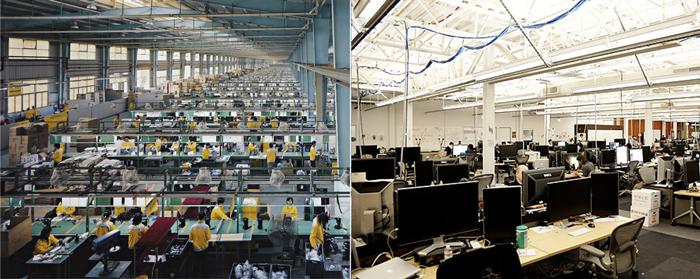 Facebook Factory! Yeni Nesil Fabrikalar Böyle Mi Olacak?